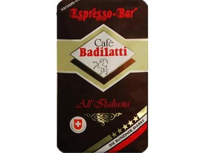 Кофе в зернах Badilatti Espresso Bar (Бадилатти Эспрессо Бар), 500 г