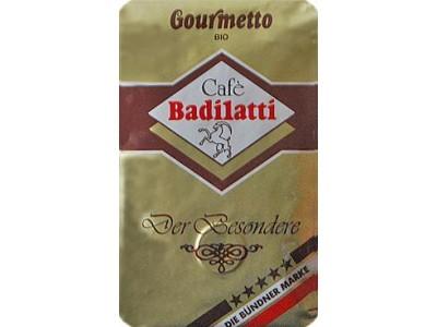 Кофе в зернах Badilatti Gourmetto (Бадилатти Гурметто), 500 г
